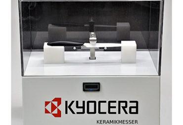 Die neue Biegemaschine von Kyocera