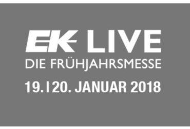 Meet us auf der EK Bielefeld 2018