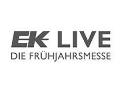 MEET US auf der EK LIVE in Bielefeld vom 16.01. - 18.01.2019