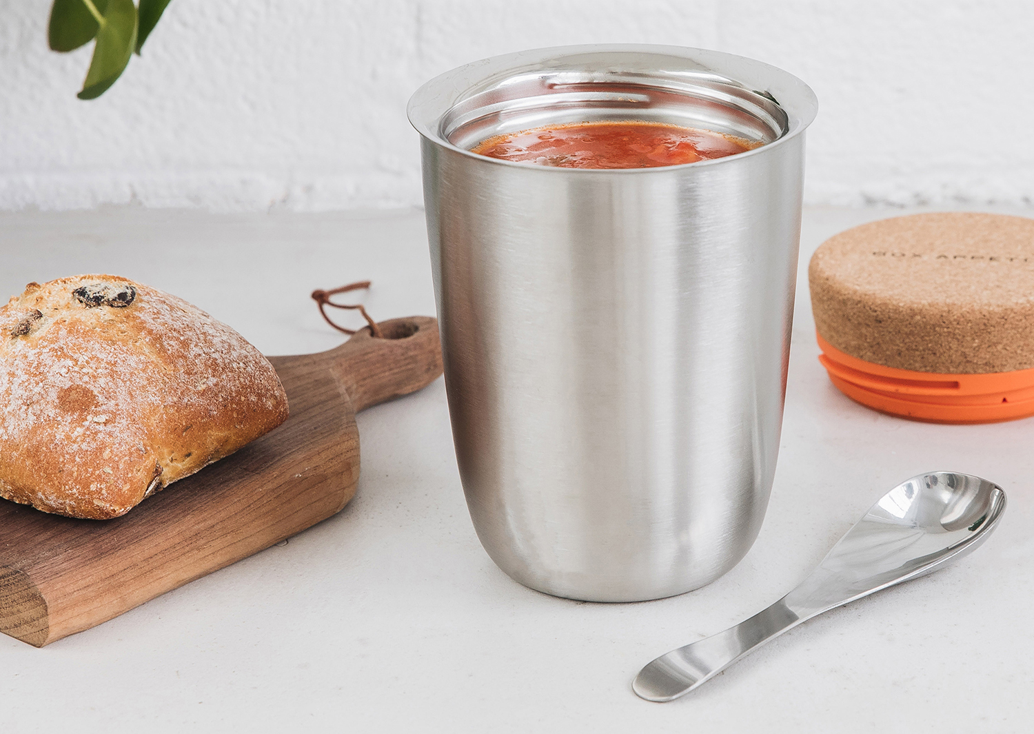 black+blum Food Flask