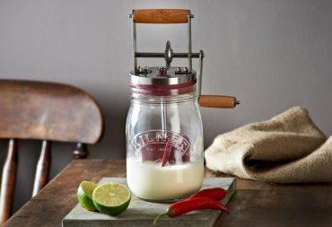 KILNER - Qualitätsprodukte aus Glas - das Butterfass