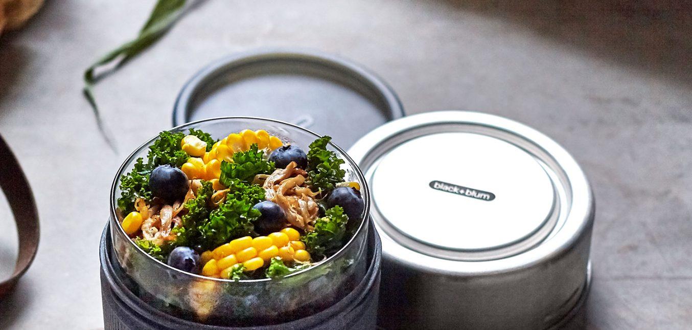 black+blum Lunchschalen