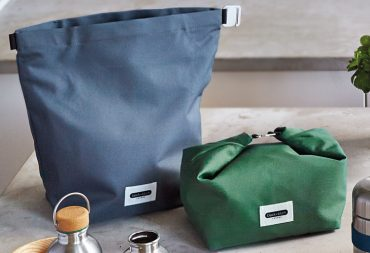 black+blum - Lunchbag aus recyceltem PET