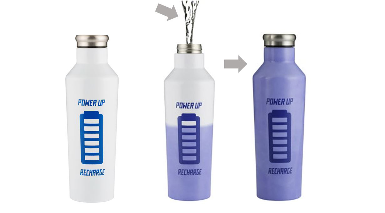 Typhoon PURE - Farbwechselflasche