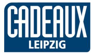 MEET US auf der Cadeaux in Leipzig vom 4. - 6. September 2021